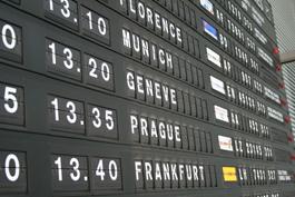 Informations sur les vols en temps réel